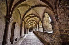 holy walls (Beginner1970) Tags: nikon kloster kirche dom naumburg germany deutschland kreuzgang