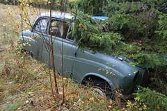 Austin A30 (Flash 86) Tags: austin a30 sweden sverige