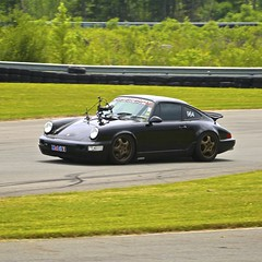 964 Behind the scenes Track Day