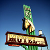 Lazy KT Motel (avilon_music) Tags: horse signs montana neon motel 1950s 7d signage americana neonsigns motels billings midcentury palomino motelsigns americanroadside vintagemotelsigns midcenturymotels motorcourtmotels lazyktmotel