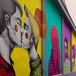 Bruxelles - fresques murales  LGBTQI _ © Fotini Tikkou - photo J.P.Remy thumbnail