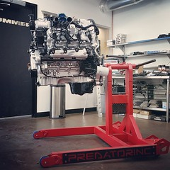 "Predator Engine Lab cranking out another high horsepower #duramax   #duramaxh1 #hummer  #predator • <a style=""font-size:0.8em;"" href=""http://www.flickr.com/photos/51336812@N07/17765422214/"" target=""_blank"">View on Flickr</a>"