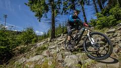 PHUN3261 (phunkt.com) Tags: world mountain love bike race scotland keith valentine glen trail mtb series tress tweed enduro innerleithen 2015 ews phunkt phunktcom