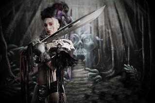 Amazonian Cyborg