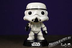 Funko Pop Stormtrooper (Bootoyz) Tags: starwars stormtrooper funko funkopop funkopopstarwars funkopopstormtrooper