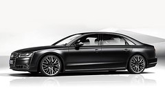 Audi A8 L Chauffeur special edition