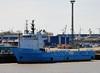 Blue Bella (IMO 8912340) (Parchimer) Tags: cuxhaven amerikahafen versorger offshorevessel