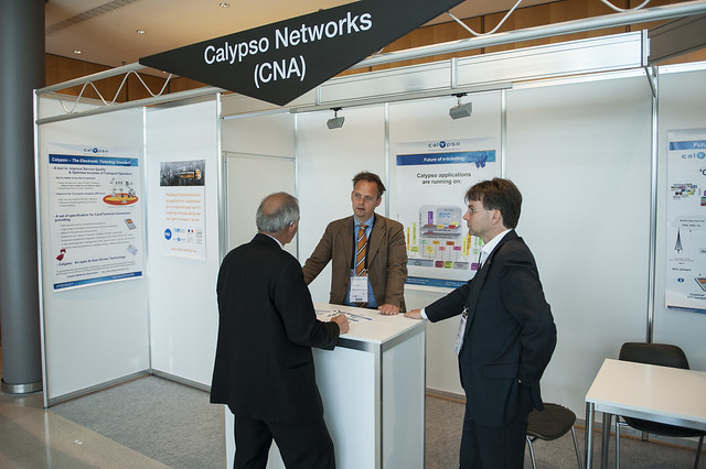 Calypso Networks Association representatives