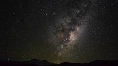 Startrail Milky way - Chile (Chris Momberg) Tags: chile chris sky naturaleza art alex nature way de stars photography video foto via cielo hd milky fn termas chilean chillan startrail lactea pumarino momberg chmomberg