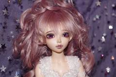Fairyland Chloe - Amethyst (shujinkakusama) Tags: dolls chloe bjd amethyst fairyland cerberusproject minifee