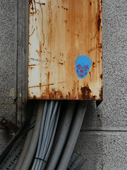 Rusty (stillunusual) Tags: uk travel england urban streetart london wall skull rust streetphotography wallart urbanart shoreditch 2016 travelphotography ldn travelphoto urbanwalls londonstreetart travelphotograph londonstreetphotography wallporn
