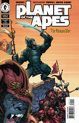 Planet of the Apes: The Human War 1 (cover by J. Scott Campbell) (FranMoff) Tags: planetoftheapes comicbooks campbell apes jscottcampbell