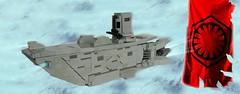 IDSMO-R2- First Order Troop Transporter (KevFett2011) Tags: kevfett2011 firstorder imperiumdersteine ids moc olympics 2016 troop transporter spaceship starwars theforceawakens episode vii