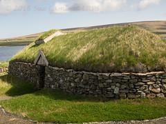 Viking times remembered (Nanooki ) Tags: scottishisles haroldswick scotland unitedkingdom gb unst viking fetlar shetlandislands