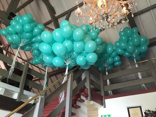 Heliumballonnen Lichtgroen De Twee Gebroeders Etten-Leur