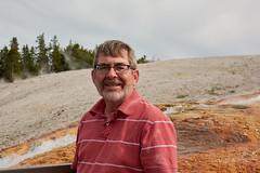DSD_1468 (pezlud) Tags: yellowstone nationalpark landscape geyserbasin grandprismaticspring midwaygeyserbasin geyser park david