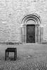 curves 'n angles (mniesemann) Tags: ifttt 500px essen church portal historic schwarzweiss cobblestone table tray natursteinmauer geometrical kirche leica digilux 2