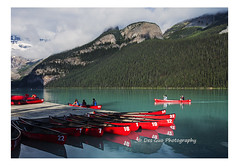 Lake Louise, Banff National Park (PhotoDG) Tags: lakelouise banffnationalpark lake louise nationalpark colour water glacier glacierfed landscape rockymountains canadianrockies alberta banff icefieldparkway