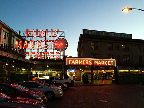 Thumbnail from Pike Place Market