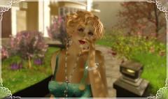 Flapper series (trilbym) Tags: alafolie breathe 1920s artdeco brainbot fashion flapper hangingthemoon maryofthemoors s0ng secondlife secondlifefashion tvc twenties vanityhair