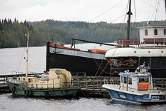 IMG_0436 (www.ilkkajukarainen.fi) Tags: mikko salama ship steel puu wood terva hyry steam ss savonlinna antique vessel poliisi alus kuunari lipo 4