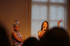 'Innovative Partnerships for Women in Africa' Cocktail Reception | New York, 22 September 2016 (Jeannette Kagame) Tags: jeannettekagame bloomberg philanthropies angel uwamahoro deby itno partnerships unga oafla angelique kidjo benin rwanda chad