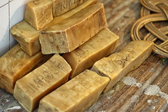 With enough soap... (6079 Jones,P) Tags: tylerdurden yongnuo50mmf18 mottisfont national trust romsey hampshire img4389 primrose soap quarters washing servants