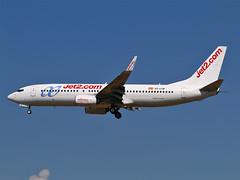 EC-LTM (@Eurospot) Tags: ecltm b737 jet2 boeing b737800 palma lepa