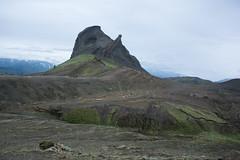 Near the glacier Eyjafjallajkull (Rita Willaert) Tags: kloof eyjafjallajkull myrdalsjkull hellisholar markarfljot innriemstruariver homsarivier eyjafjallajkull myrdalsjkull suurland ijsland is