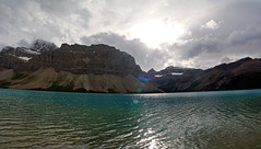20160905_054pa (mckenn39) Tags: landscape mountain nature canada alberta banffnationalpark water lake