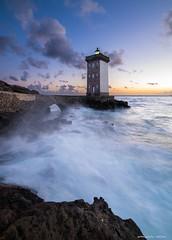 Kermorvan (Kambr zu) Tags: erwanach kambrzu finistre bretagne lighthouse tourism ach sea phare lanterne ciel seascape landescape bridge sun grandemare 114
