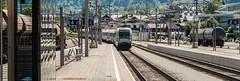 Zehn Jahre eCard (Nodding Pig) Tags: kitzbhel austria sterreich railway station train class1116 1116130 electric locomotive ec163 austrianfederalrailways sterreichischebundesbahnen bb 201607193384101crop2