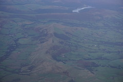 Mam Tor to Lose Hill from the air (Bill Boaden) Tags: derbyshire pennines aerial edale mamtor