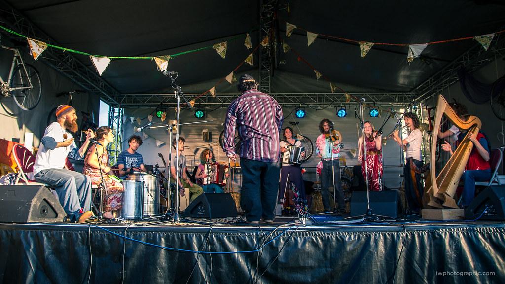 Ethno orchestra