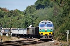 59001 (stavioni) Tags: yeoman endeavour class59 59001 mendip hanson freight railfreight bell diesel rail railway train loco locomotive southcote reading junction