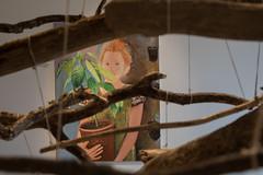 photoset: Künstlerhaus 1050: romANTIsch? (13.10.2016, Aufbau)