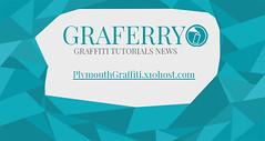 Graferry (Graferry) Tags: art graffiti urbanart graffitiart graffitiartist streetart artist sprawycanart website advertise promote