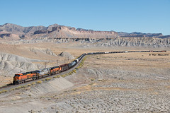 Wrong Black and Orange (ZManMatt) Tags: qdvpvj bnsf up utah train railroad railway riogrande manifest bnsf7063