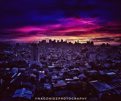 _bright New day_ (NadzNidzPhotography) Tags: nadznidzphotography naturallight naturephotography sunrise blue goodmorning makati philippines sky cityscapes beautiful new day newday brightday
