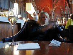 The Booking Office (Dun.can) Tags: stpancras stpancrashotel hotel bar london judy longexposure wine bookingoffice