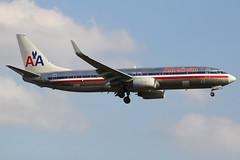 N902AN   Boeing 737-823/W   American Airlines (cv880m) Tags: newyork kennedy jfk kjfk n902an boeing 737 738 737800 737823 winglet aal american americanairlines