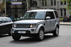 Metropolitan Police: Brand New Land Rover Discovery 4 Special Escort Group Vehicle