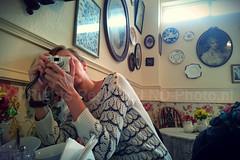 Sanne @ Clarinda's Tea Room (ND-Photo.nl) Tags: camera city bridge mountain andy monument station museum river volcano scotland arthur seat sony south north dean royal scottish whiskey nelson medieval cobblestones national experience cashmere harris edinburg z2 mile filling waverley tweed northbridge arthurs sanne obscura schotland southbridge kuhlmann ramdin pixlr xperia