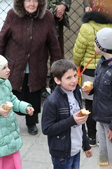 4. An excursion in Sviatohorsk Lavra / Экскурсия в Лавру
