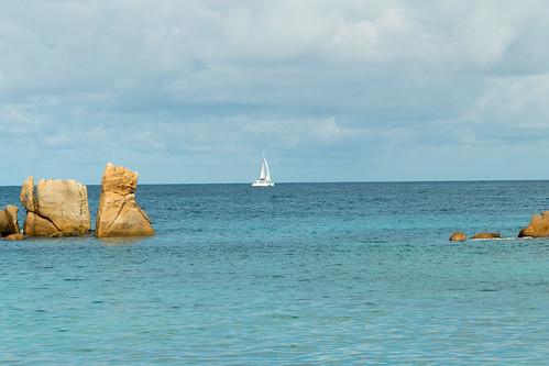 Petite Anse Kerlan, Praslin, Seychelles