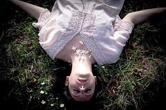 she spread sorrow (Stefano☆Majno) Tags: she light white colors girl beauty field spread promo alice label amish electro shooting concept sorrow stefano rumspringa majno atterré