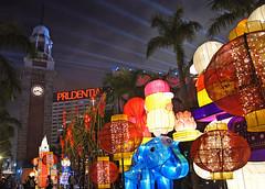 Kowloon (Neil Pulling) Tags: china night hongkong nightshot nightview kowloon tst kowloonstationclocktower
