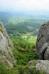 kilátó / viewpoint (debreczeniemoke) Tags: mountains landscape spring land piton hegy transylvania transilvania tavasz táj tájkép gutin erdély kakastaréj canonpowershotsx20is gutinhegység sziklabérc creastacocoşului munţiigutin