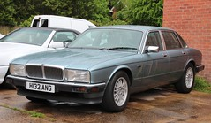H132 ANG (1) (Nivek.Old.Gold) Tags: 1991 40 jaguar sovereign xj40