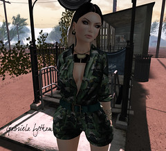 #LOOK064 #GROUPGIFTS <3 (Gabriela Lytham) Tags: girl beauty look fashion hair blog shoes free blogger sl secondlife gift lovely littlebones purepoison groupgift ricielli
